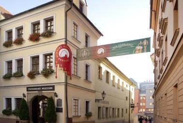 Budova PivovarskÚho muzea