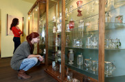Expozice nßpojovÚho skla