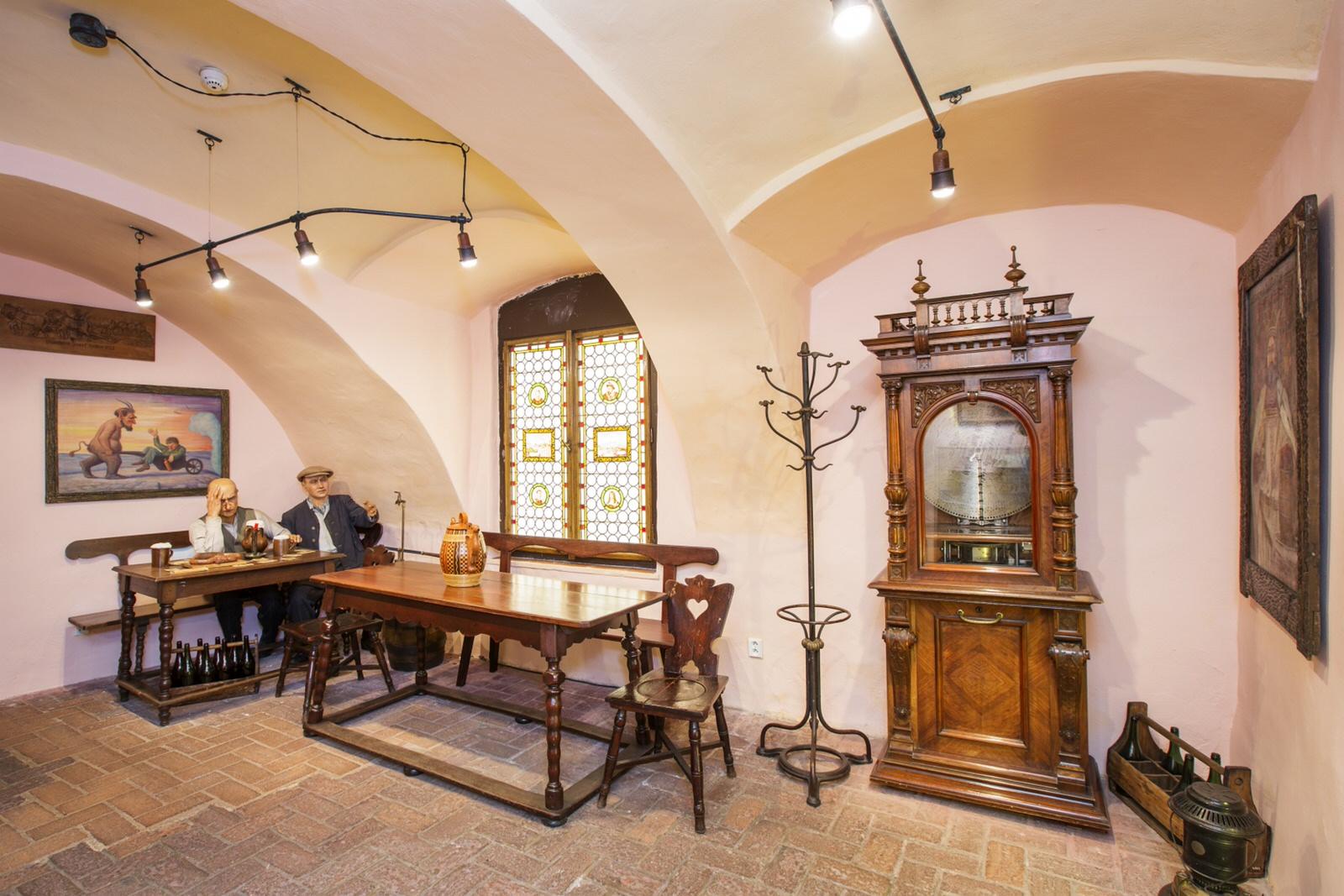Besichtigung des Brauereimuseums / Prazdroj Visit