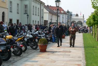 Motorky_svatováclavská vyjížďka