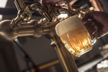 čepované pivo Pilsner Urquell