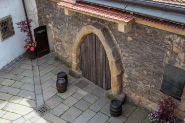 Plzeňský Prazdroj - Právovárečná brána - 2484